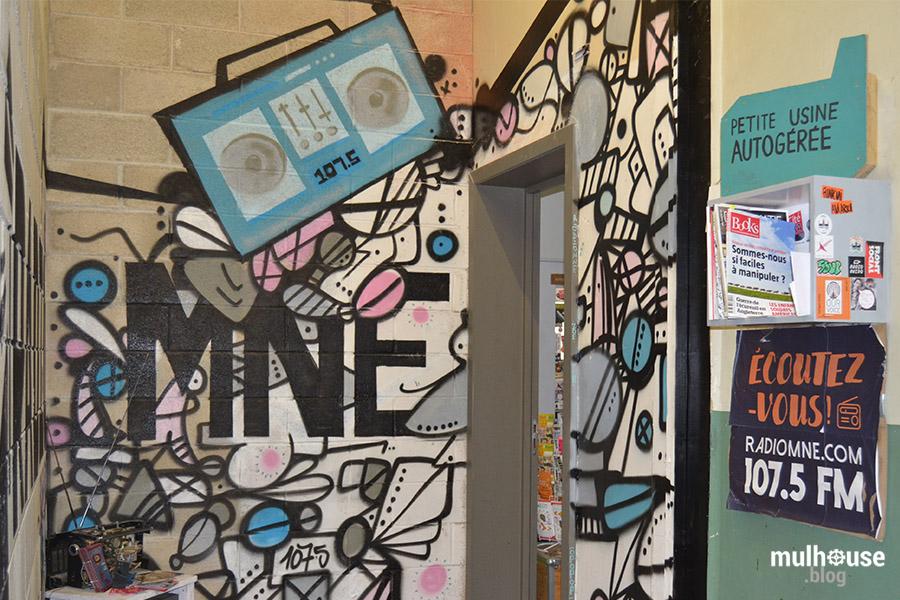 Atelier ouverts Motoco 2018 - Radio MNE