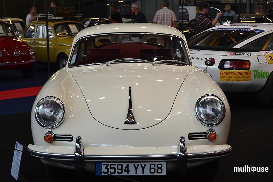 Festival des véhicules anciens -Mulhouse - Porsche