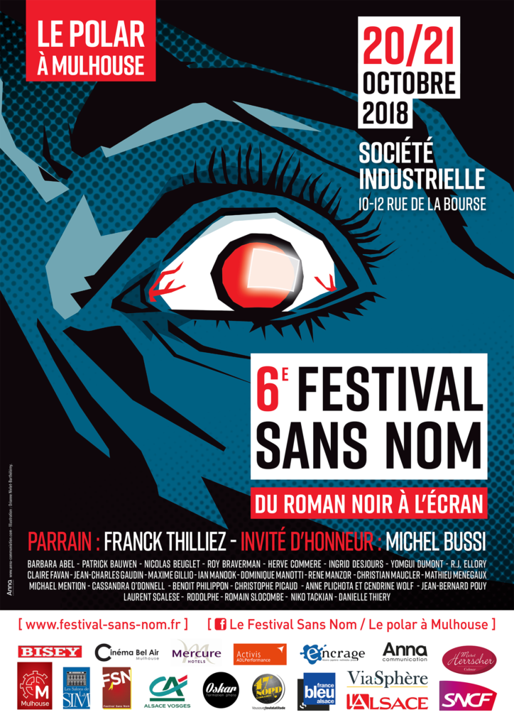 Festival sans nom - du Roman noir à l'écran