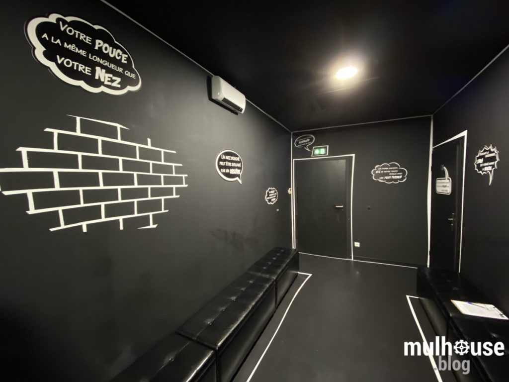 Sensas Mulhouse - Escape Game près de Mulhouse